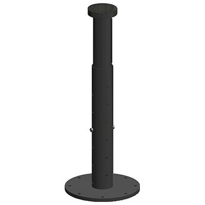 Adjustable Pedestal Arm Mount