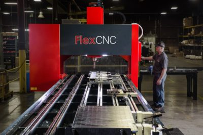 FlexCNC Milling Machine