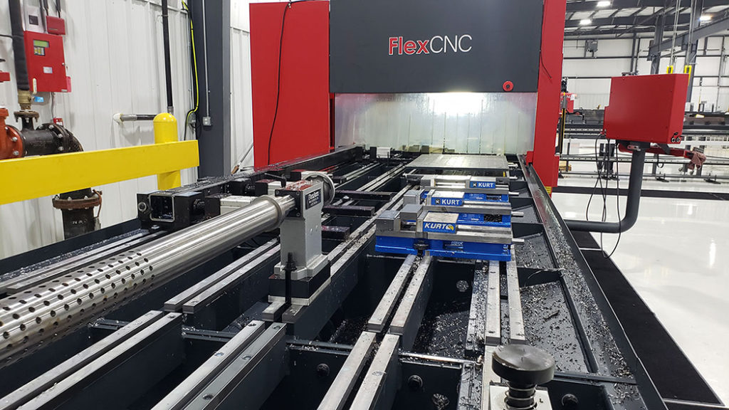 Large CNC for Cutting Pipe and Tube