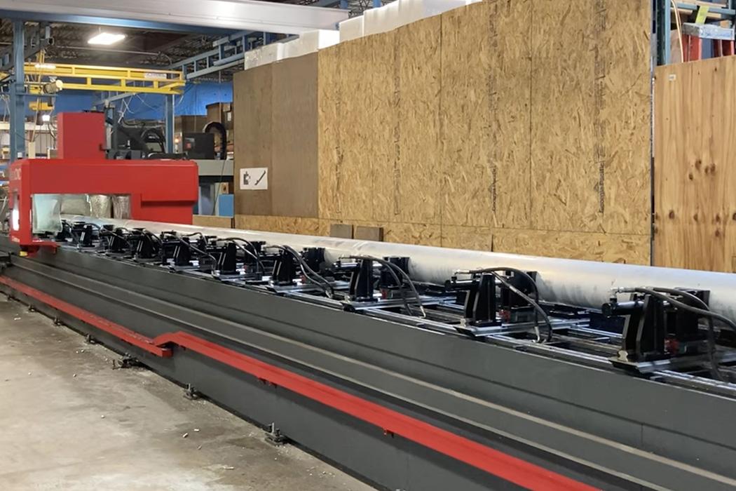 Pipe and Tube CNC Cutting Machine